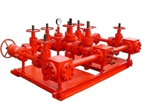 High Quality Api 16c Kill Choke Manifolds Hydraulic Choke Manifold