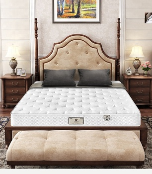 Customized Professional Good Price Of Bed Mattress Futon In Low Connector Frames Product On