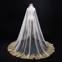 Lace Long Wholesale Soft Tulle Bridal Veil