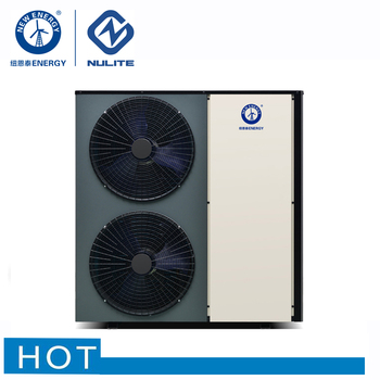 20KW -25 degree low temperature split air source heat pump evi heat pump
