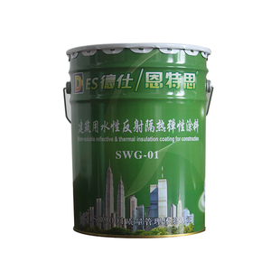 China Factory Eco-friendly Water-soluble reflective thermal insulation coating for construction