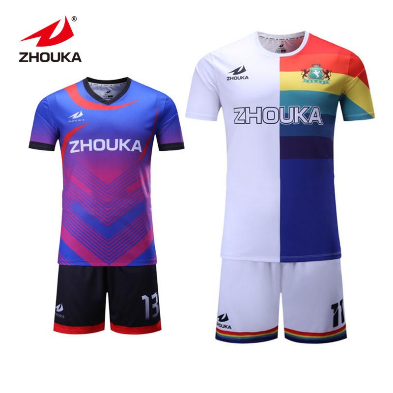 92645b133 soccer jersey custom wholesale soccer uniforms thai quality oem odm  football training kits sportswear women