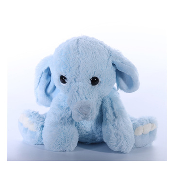 Customized new creative gifts for children holiday gifts simulation trunk little elephant doll