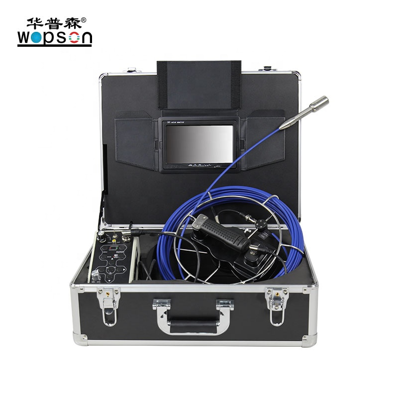 7inch Monitor Small Used Sewer Camera for Sale in Pipe Inspection Camera