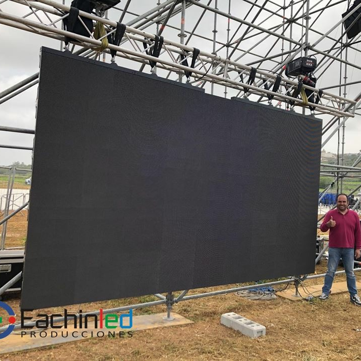 P3.9mm/P4.81mm/P5.95mm /P6.25mm outdoor <strong>portable</strong> rental led video display <strong>screen</strong>