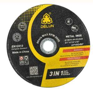 5 inch abrasive disc for metal grinding wheel cutting wheel
