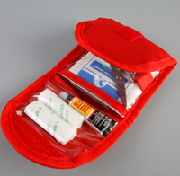 Promotion first aid kit for travel