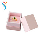 china manufacturer unique fancy pink gift box jewelry packaging box paper for wedding