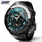LOKMAT lok02 4G Android Smart Watch Men Sport Sim Card dual camera Fitness Tracker Bluetooth 4.0 for Android/IOS Watch