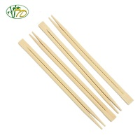 Custom Chinese Bulk Wooden disposable food bamboo Chopsticks