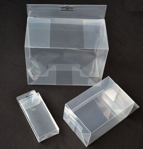 wholesale packing plastic box hard drive packing box for power charger packing