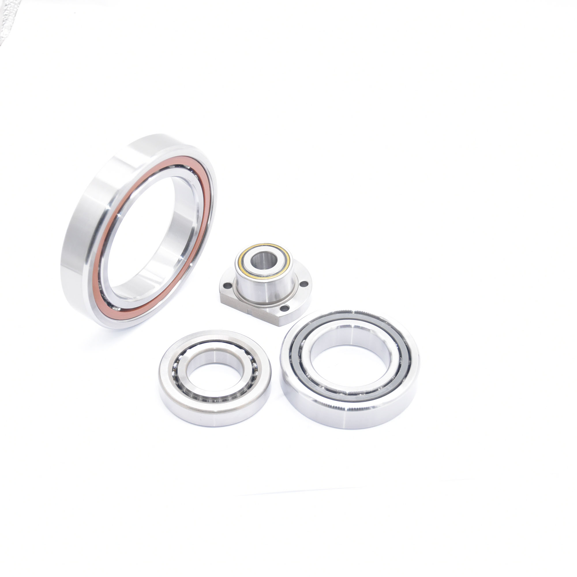 3905-2RS 25*42*13 mm 1 Pc 3905 RS Double Row Sealed Angular Contact Ball Bearing