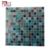 China factories cheap multicolor special design glass mosaic pool tile exterior wall mosaic