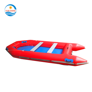 China factory wholesale belly zodiac float tube PVC fishing inflatable boats for sale philippines