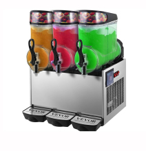 Smoothie Ijs Maker 12L * 3 Slush Bevroren Drinken Machine