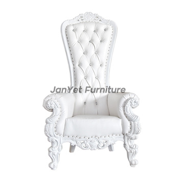 Phenomenal Hot Sale Baroque Style Wedding Carving White High Back Throne Chairs Modern Buy Throne Chairs Modern White High Back Throne Chairs White High Back Gamerscity Chair Design For Home Gamerscityorg