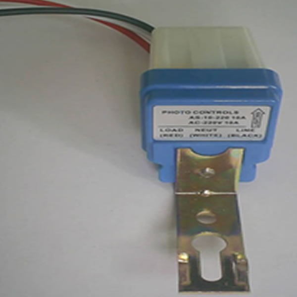 Motion Sensor Outdoor Day Night Sensor Photocell Switch For Day ...