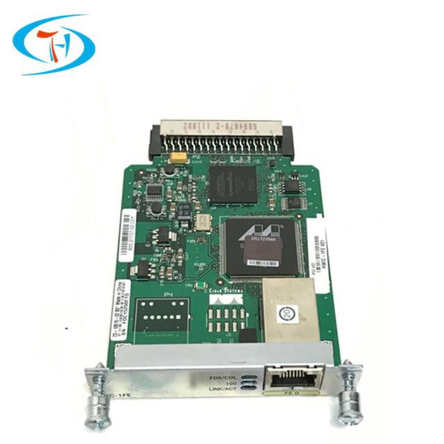 CISCO HWIC-2SHDSL HWIC-2SHDSL 2-Pair High-Speed WAN Interface Card w// hologram