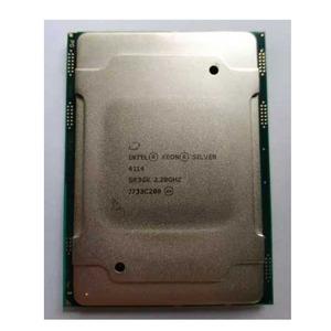 Wholesale 10 cores cpu Intel Xeon Silver 4114 server processor
