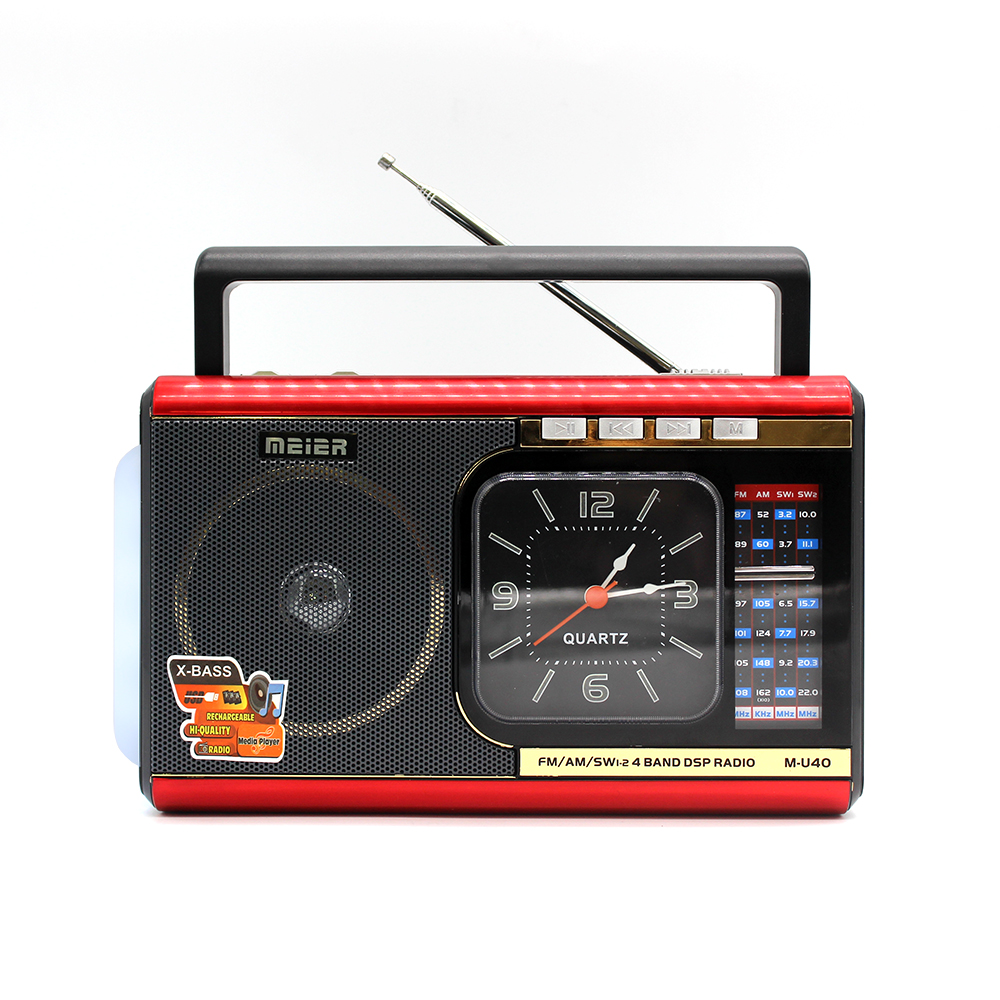 FM /AM SW1 -2 4 Band DSP Radio M-U40, View 4 Band radio, MEIER Product  Details from Shenzhen Kingstar Electronics Co , Ltd  on Alibaba com