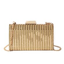 901e4677acea Оптовая продажа для женщин акрил коробка сумка вечерние Вечеринка Индийский  металлический клатч Сумки