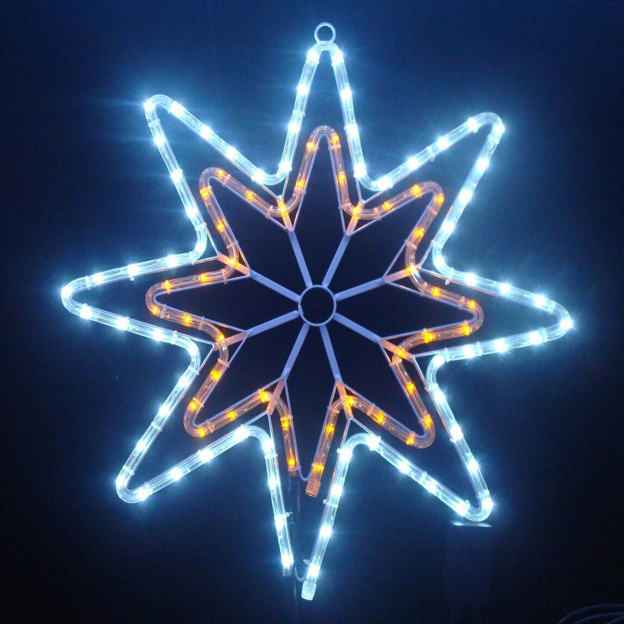 Star Motif Led Christmas Decorative Lights Buy Outdoor