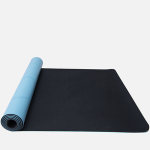 Gym Equipment Eco-friendly High Quality PU yoga mat for fitness