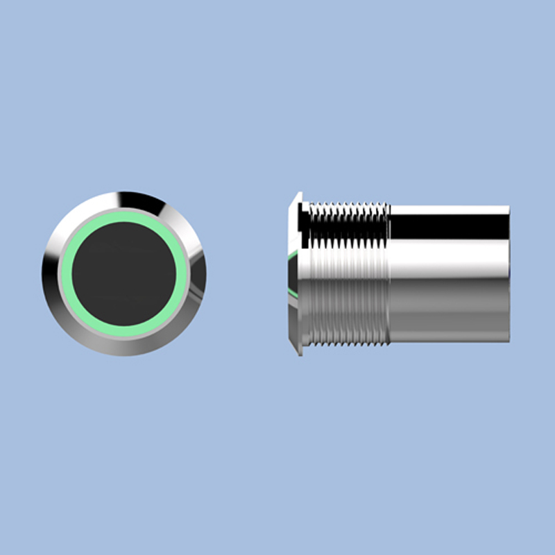 Infrared photoelectric reflective sensor switch