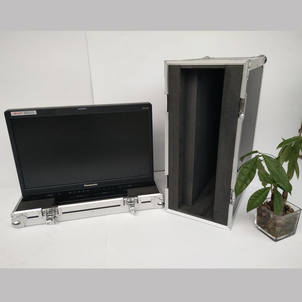 "TUFFBOX 42/"" PLASMA LED LCD FLAT SCREEN TV CASE w//ADJUSTABLE HEIGHT LID"