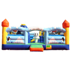 Inflatable toys children's inflatable castle bouncy outdoor large square naughty castle ice city