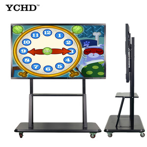 Factory price interactive panel pointer touch board large screen electronic whiteboard