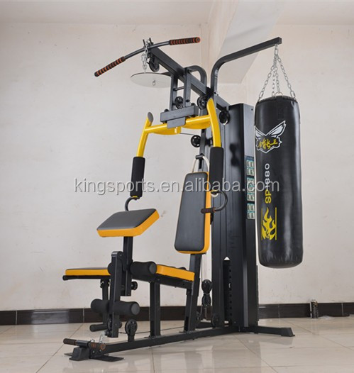 Power Festigkeit multifunktions körper fitness wellung deluxe home gym