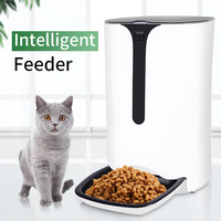 2019 Upgared Pet Automatic Feeder Smart Pet Feeder Automatic Pet Feeder WiFi With camera Function