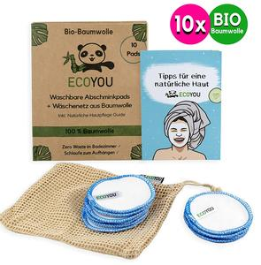 10/12/14/16/18/20 Pieces Pack Set Recycled Biodegradable Organic Bamboo Makeup Make Up Remover Remove Pad Pads Reusable Washable
