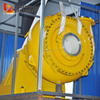 Silt sand gold suction dredging pump machine for mine processing