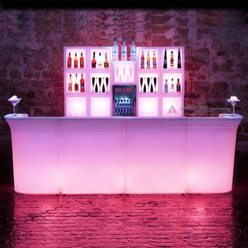 Light Up Bar Back Drinking Lighting Led Top Illuminated Drinks Product On Alibaba
