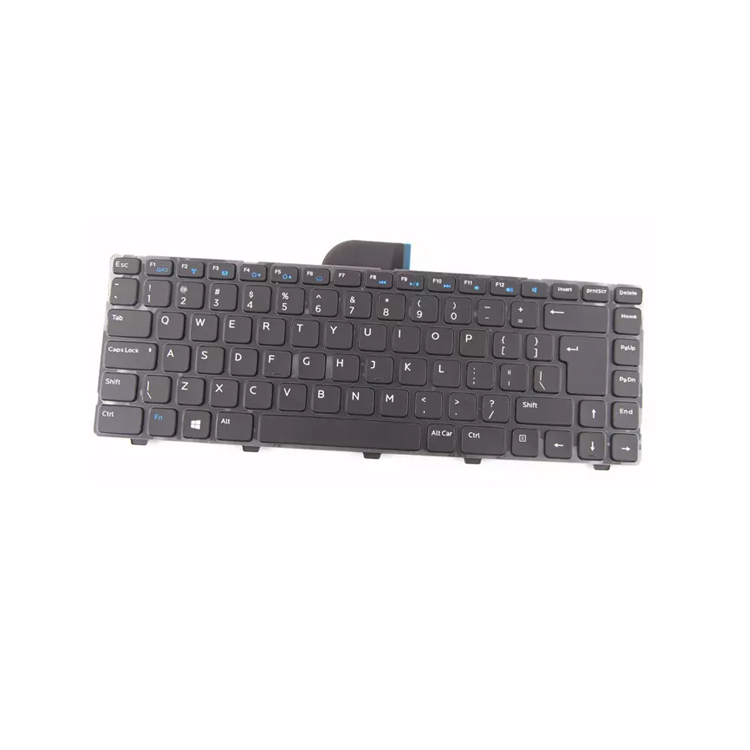Dell Inspiron 14-3421 14R-5421 15Z-5523 P26F Vostro 2421 Keyboard Backlit US
