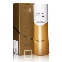 OEM/ODM 100Ml/1000ML Keratin gold treatment hair straightening cream with keratin