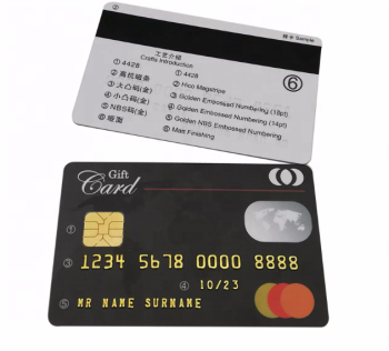 10 High Quality Prepaid Visa Credit Cards With Shenzhen Factory ...