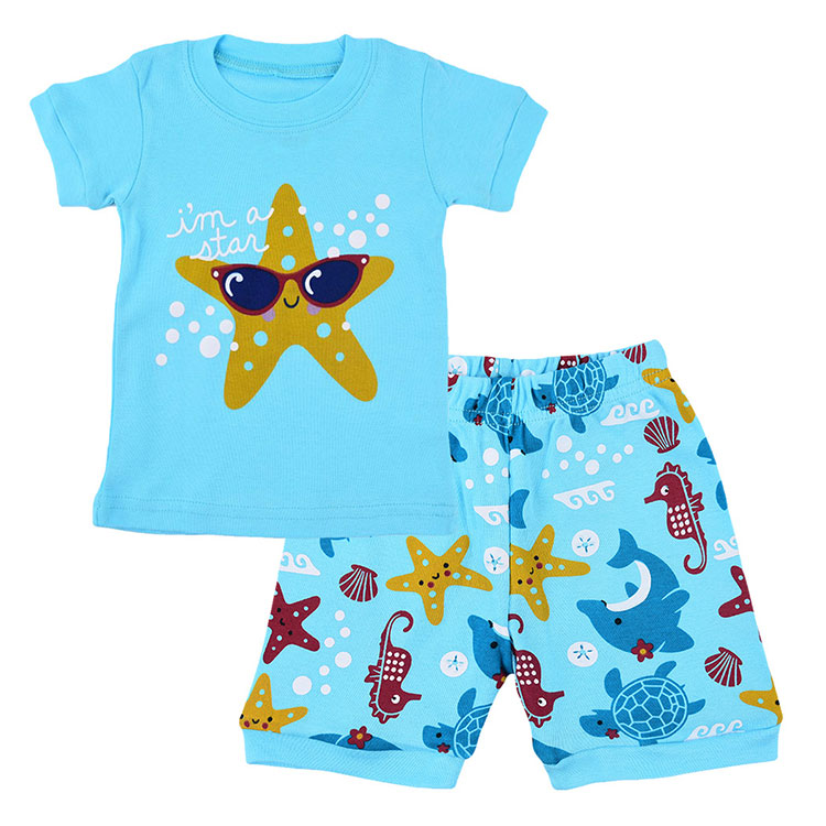 Mother & Kids Enthusiastic Bow Knot Tops Short Sleeve Summer T-shirt Bib Pants Cotton Casual Outfits Clothing Boy 0-24m Newborn Infant Baby Boy Clothes Set Sale Price