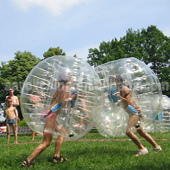Bumper ball inflatable human bubble ball soccer for sale