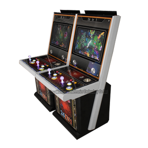 arcade fish game spare parts power supply buttons joysticks 2 players fish  game machine kits