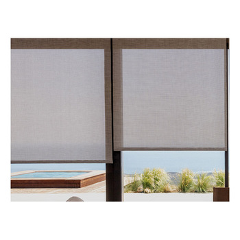 Amazon hot USA best selling item hotel vertical venetian curtains motorized cordless outdoor roller blinds