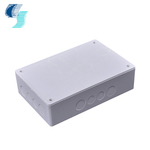 New material plastic waterproof outlet control panel electrical cover box