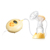 Automatic hands free suction adjustable AOV electric breast pump