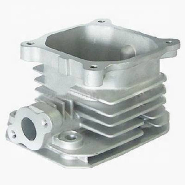 Die-casting automobile and motorcycle parts engine housing