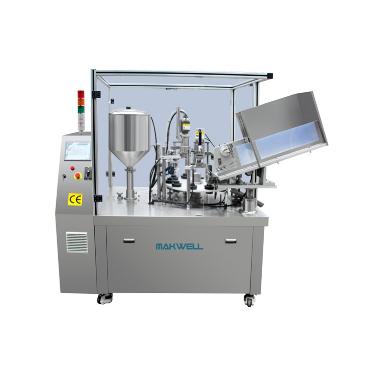 filling and capping monoblock machine