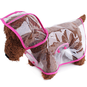 Waterproof Dog Coat Dog Raincoat Dog Clothes Pet Rain Coat of New Style for Wholesale China Manufacture