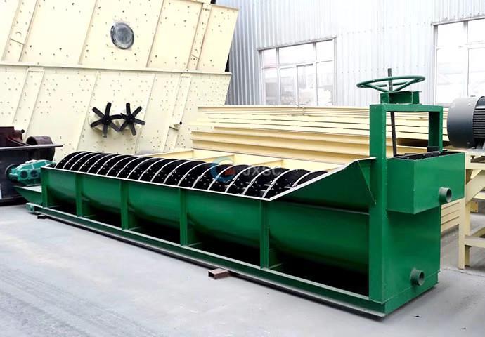 Sand Washing Plant Energy Saving Sand Washing High Quality Hydrocyclone Spiral Sand Washing Machine