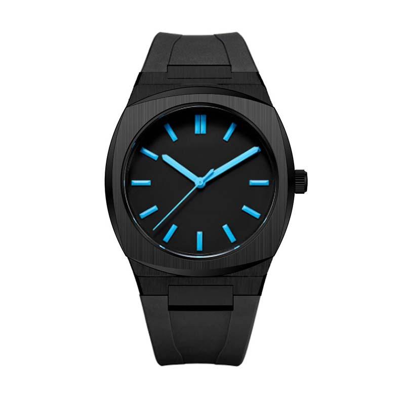 Пользовательские ваш логотип дешевые Японии Movt 5 ATM водонепроницаемый OEM наручные часы для мужчин